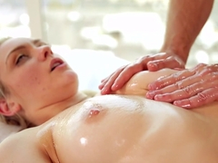 Best pornstar Alli Rae in Crazy Massage, Pornstars adult scene