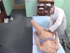 Best pornstar in Fabulous Medical, Voyeur sex clip