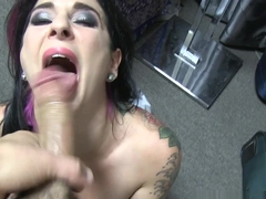 Amazing pornstars Small Hands, Joanna Angel in Best Big Ass, Big Tits porn scene