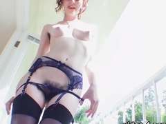 Hottest pornstar Emma Evins in Best Small Tits, Masturbation sex video