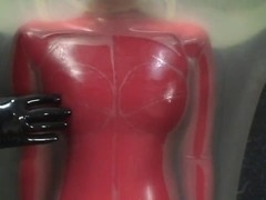 Japanese Latex Catsuit 96
