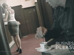 Vicktoria Redd in Business and Pleasure Scene