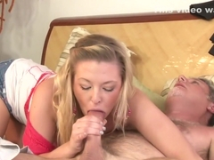 Incredible pornstar Brianna Love in exotic blonde, gaping adult scene