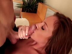 Horny pornstar Maddy O'Reilly in crazy blonde, cumshots adult clip