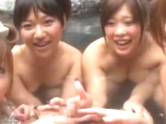 Horny Japanese slut Sumire Matsu, Kei Nishizono, Rio Hamasaki in Best Group Sex, Big Tits JAV movie