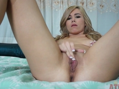 Incredible pornstar in Hottest Solo Girl, Shaved xxx video