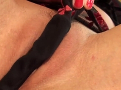 Masturbation variations with Kathia Nobili