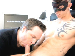 Office Suck 6 - Marc on Maskurbate