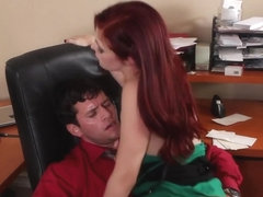 Penny Pax & Preston Parker in Naughty Office