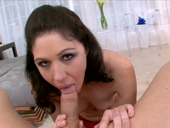 Hottest pornstar Katie Angel in Incredible Facial, Blowjob xxx clip