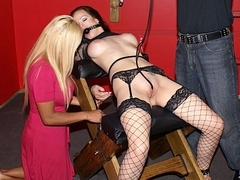 FetishNetwork Video: Fishnets and Rope