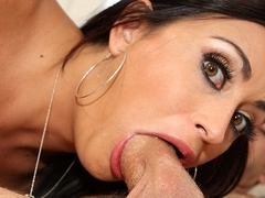 Claudia Valentine in Sloppy Latina Deep Throat Queen! - PornPros Video