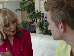 Fabulous pornstar Nina Hartley in Horny MILF, Mature sex scene