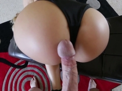Fabulous pornstars Britney Amber, Mike Adriano in Amazing POV, Big Ass adult clip