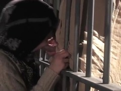 Tara Lynn Fox sucking Muslim cock in Homeland porn parody