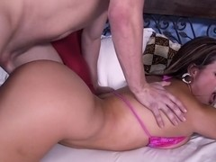 Curvy Colombian with Thick Phat Ass and...