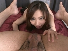 Office Legal Age Teenager Aiko Hirose Shave Cookie Creamed
