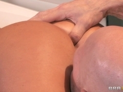 Big Tits at Work: Subtle Suck. Tasha Reign, Johnny Sins