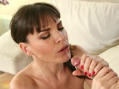 Exotic pornstars Will Powers, Dana DeArmond in Best Blowjob, Cumshots porn video