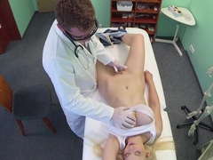 Horny pornstar in Incredible Medical, College sex video