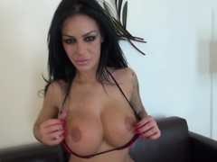 Fabulous pornstar Angelina Valentine in Incredible Dildos/Toys, Masturbation sex video