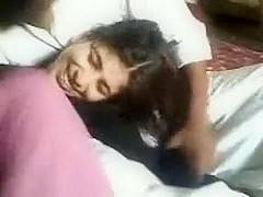 Desi Cute immature College Girl Riding Dick