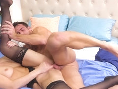 Aidra Fox & Johnny Castle in DirtyWivesClub