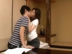 Love Of Mother And Son Starting From Kiss, Adhesion, Thick Sex Iioka Kanako