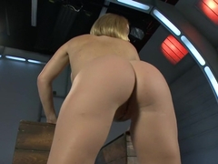 Exotic fetish adult clip with best pornstar Krissy Lynn from Fuckingmachines