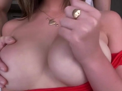 Amateur with big natural Boobs