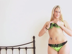 Incredible pornstar in Horny Masturbation, Solo Girl adult movie