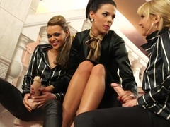 Incredible pornstars Susan Snow, Stacy Silver and Alyssia Loop in fabulous threesome, lesbian xxx .