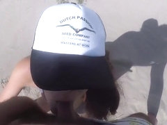 Short Tape Of Domination By Mike Me At Beach =D