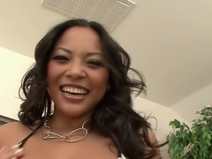 Amazing pornstar Adrianna Luna in crazy big cocks, interracial porn clip