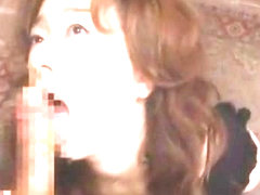 Hottest Japanese model Kei Marimura in Crazy Facial, Stockings/Pansuto JAV video