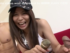 Hottest Japanese chick Karen Natsuhara in Fabulous JAV uncensored MILFs scene