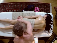 Crazy pornstars Ryan McLane, Miko Dai in Fabulous Blowjob, Asian adult clip