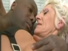 Denhaagman - hawt granny acquires her gazoo ripped wide open