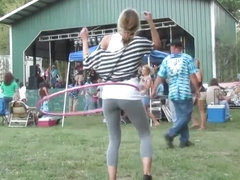 Beauty Hooping