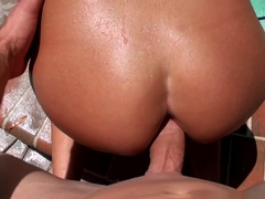 Best pornstar Erin Stone in Crazy Outdoor, Facial adult movie