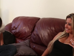 PHILAVISE- Milf Alana Luv gets brought back to our place