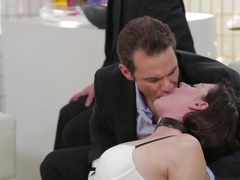 Amazing pornstars James Deen, Dana DeArmond, Sovereign Syre in Exotic Anal, Stockings sex video
