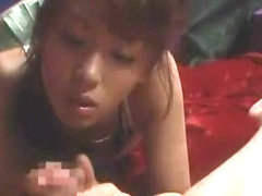 Hottest Japanese chick Rimu Himeno in Best JAV movie