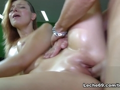 David Mistral & Africat - Happy Ending Massage With A Real Orgasm
