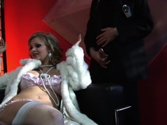 Amazing pornstars Tarra White and Cory Everson in crazy lingerie, group sex adult video