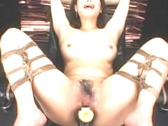 Hottest Japanese chick Natsumi Horiguchi in Crazy BDSM, Dildos/Toys JAV scene