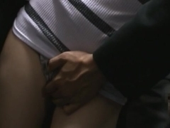 Yuma Asami Asian doll has public sex
