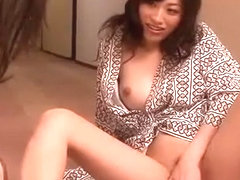 Hottest Japanese whore Miki Sunohara in Exotic Big Tits, Masturbation/Onanii JAV clip