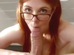 Penny Pax gets throated