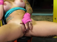Exotic pornstar in Incredible Big Tits, Dildos/Toys xxx clip